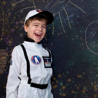 Astronaut Costume - size 5-6
