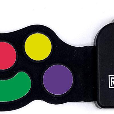 Rock N' Roll It! - Micro Color CodeDrum