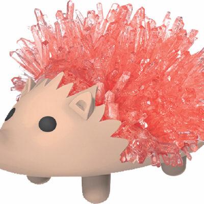 Crystal Hedgehog Red