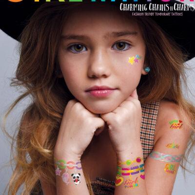 Charming Chains N Charms Tattoo - Cutie Pop