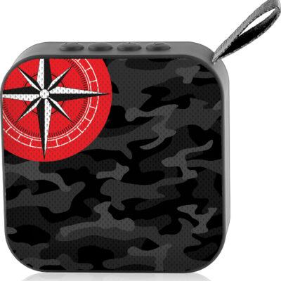 Black Ops - Jamm'D By Watchitude - Bluetooth Speaker