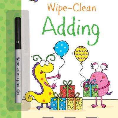 Wipe-Clean, Adding