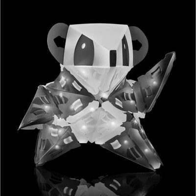 Creatto: Glowing Panda Monochrome Crew
