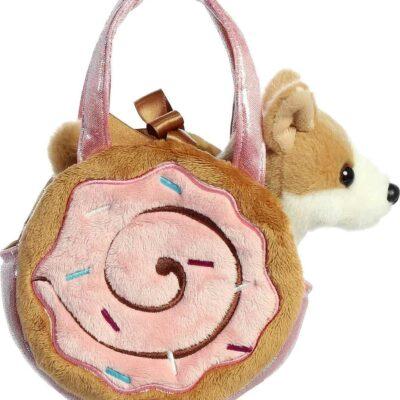 "Aurora Fancy Pals 5.5"" Cinnamon Roll"