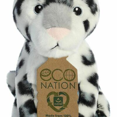 "Aurora Eco Nation 9"" Snow Leopard"