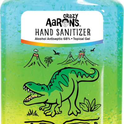 Dinosaurs - Clean with Color Hand Sanitizer