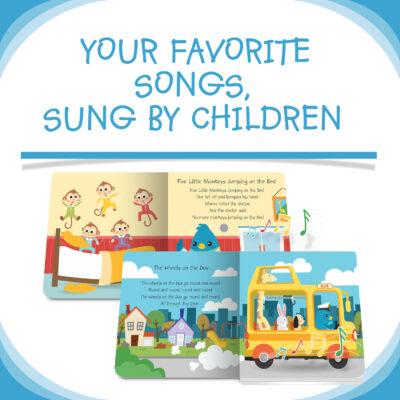 Ditty Bird Baby Sound Book: Children's Songs