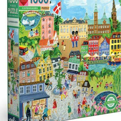 Copenhagen 1000 Piece Puzzle