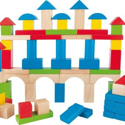 Build Up Away Blocks 100 Pcs