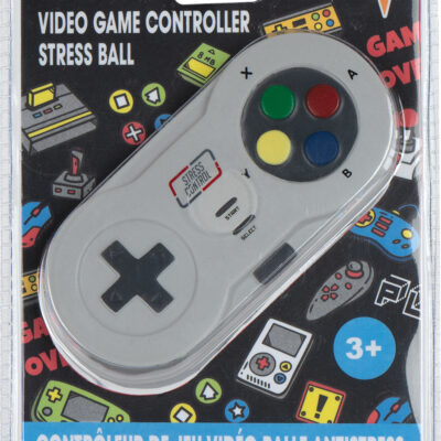 Video Game Controller Stress Ball