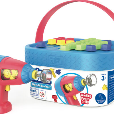 Design Drill Bolt-it Bucket
