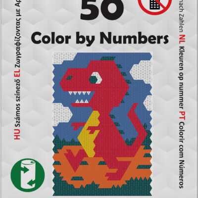 Fifty - Color by Numbers