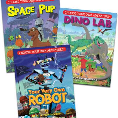 Choose Your Own Adventure Dragonlarks Book Set